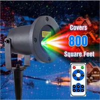 Wholesale Spotlight For Wedding - MagicPrime Wireless Control Laser Christmas Light Star Projector IP65 Waterproof Landscape Spotlight for Halloween Wedding Party