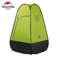 Wholesale Photo Field - Wholesale- NatureHike Automatic pop up bath shower fishing change wash rest room take photo dressing moving toilet WC outdoor camping tent