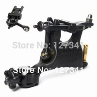 Wholesale Spare Parts Rotary - Wholesale- Pro Quality Swashdrive Rotary Tattoo Machine Black with Free Spare Parts Free Shipping