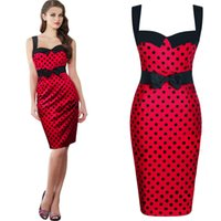Night Out & Club spaghetti pan - S XL Women Red Polka Dot Strap Sexy Club Party Dresses Summer Fashion Peter pan Collar Blue Print Sleeveless Backless Prom Slim Dress