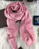 Wholesale Warm Headbands For Women - 2017 Brand LouisS Scarf for Winter Women VuittonS designer scarfs warm Quadrate section of thicker Quadrate Scarves size 140*140CM out boxes