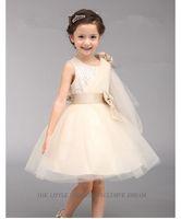 año 12 vestidos de graduación al por mayor-Nuevo estilo del niño de 2 a 4 niñas se visten con traje de Cosplay Cenicienta vestidos de novia Niñas Princesa vestido de fiesta Vestidos