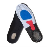 500Pairs Arch Support Shoe Pad Sport Running Gel Solette Inserto Cuscino per Uomo Donna
