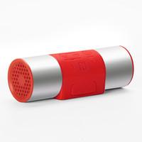 Wholesale Waterproof Speakers For Motorcycles - S5 Practical Speaker 1200mAh Outdoor Waterproof Portable Power Bank Bluetooth Speaker with Stand Function for Motorcycle Bike
