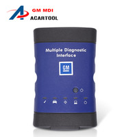 Wholesale gm mdi multiple diagnostic interface - GM MDI Scanner Multiple Diagnostic Interface For GM With Softwares 2015 Lastest GM MDI Scan Tool without wifi Free Shipping