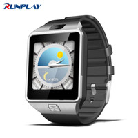 свободная перевозка груза Bluetooth4.0 3G WIFI QW09 Android Smart Watch Real-pedometer SIM-карта Call Wrist Wear Anti-lost Smartwatch Phone