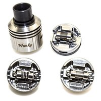 Wholesale E Cigarette Y - e cigarette atomizer rda atomizer Wanko rda Y clamps system single coil building special designed for new vapers free shipping