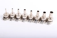 Wholesale 8PC Nozzle mm for Soldering Station Hot Air Gun ICs Processors