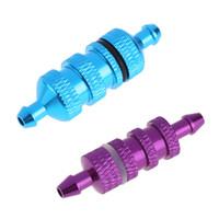 Wholesale Nitro Cars Parts - HSP 02156 Aluminum Fuel Filter Spare Parts HSP 1:10 Nitro 4WD RC Car Upgrade Parts LB