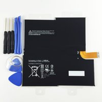 Wholesale Microsoft Accessories - NEW OEM BATTERY FOR MICROSOFT SURFACE PRO3 PRO 3 1577-9700 MS011301-PLP22T02 G3HTA005H battery 7.6V 5547mAh