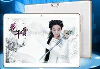 Wholesale Mtk Tablet Pc Sim Slot - 9.7 inch Octa Core 3G 4G Phone Call Tablet PC IPS 1280x800 Android 5.1 4GB 32GB GPS Dual Sim Slot Bluetooth GPS 2MP Camera MTK6592