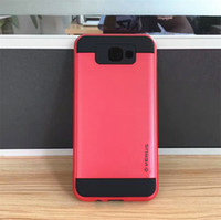 Wholesale Hard Galaxy Ace - VERGE Dual Layered Hard Tough back Cover Hybrid Shockproof Case for Samsung Galaxy J5 J7 Prime on5 on7 2016 A3 A5 A7 A8 J1 J5 J7 2015 J1 ACE