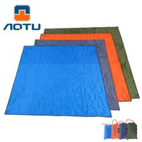 Wholesale camp flooring for sale - Group buy aotu AT6210 CM Outdoor Beach Blanket Moistureproof Mat Camping Picnic Floor Pad
