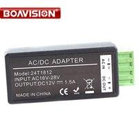 Wholesale Converter 24v Dc - AC DC Adaptor,AC 24V to DC 12V Power converter