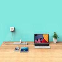 Wholesale Lg Power Boards - Xiaomi Socket 100% Original extension patch Power Strip 6 Outlet & 3 USB Charging Port Plug Board Platooninsert