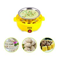 350W 220V 7 Eggs and More Multi-Function Safe Automatic Power Egg Boiler Convenient Electric Egg Boiler Cooker Steamer Egg Custard Kitchen Tools