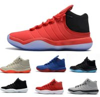 Wholesale Super Fly Basketball Shoes - Best Retro Super Fly 2017 Basketball Shoes Red Men Man Men's Training Superfly V Style Shoe Zapatilla Hombre Original Sports Sneakers