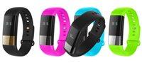 Wholesale Used M4 - M4 Smart Bracelet Smart Reminder Information Call Step Health Heart Rate Monitoring Sports wristbands Bluetooth fitness tracker Blood Oxygen