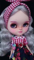 Wholesale Inflatable Doll Price - doll toys freeshipping forturn days ICY Like blyth Doll Toy Gift For DIY BJD 30cm 1 6 lower price special offer with makeup