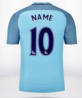 Wholesale Cheap Custom Team Jerseys - Thai Quality Customized 16-17 EPL Teams Soccer Jerseys, Cheap Soccer Jersey Mix Order Accepted,Custom Personalized , Make Your Own Online