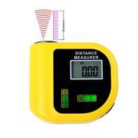 Wholesale Meter Measurer - Wholesale-Hot 1Pc CP-3010Handheld Laser Rangefinders Ultrasonic Distance Measurer Meter Range Finder Hot Arrival New