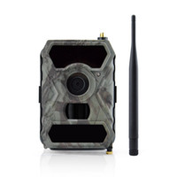Wholesale Mms Camera Ir - S880G 12MP HD 1080P Digital Hunting Camera 940NM Trail Game Camera 3G Network SMS MMS Night Vision 56pcs IR LED