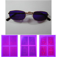 Wholesale Magic poker home GK Perspective glasses and frame glasses look at poker sunglasses Poker cheating Color filter