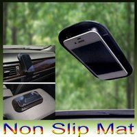 Hot Sale Dashboard Pad Non Slip Anti-Slip Mat Sticky Pad pour mp3 mp4 Car Magic Asm DHL Livraison gratuite 300pcs / lot