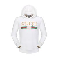 Wholesale New Fashion Coats For Women - New purpose designer hoodie for g&g men women Luxury fashion Harajuku streetwear sweatshirt Palace hip pop offwhite mens hoodies coats