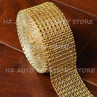 diamantes de imitación de oro rollo al por mayor-1.5