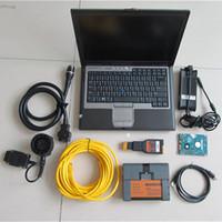 Wholesale Best Bmw Engine - For BMW ICOM A2 B C + d630 laptop 4gb + HDD Full Set ISTA 2017.07 For BMW ICOM A2 Best Diagnostic Tool