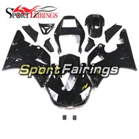Wholesale R1 Decals - Injection Fairings For Yamaha YZF1000 R1 Year 98 99 1998 1999 ABS Motorcycle Fairing Kit Bodywork Gloss Black Gold Decals Motorbike Cowling