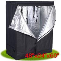 "Wholesale Growing Room - 48""x24""x60"" Indoor Grow Tent Room Reflective Hydroponic Non Toxic Hut"
