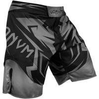 Wholesale MMA boxing men s Shorts S XL Death print fighting shorts fitness gym pants