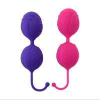 Wholesale Wa Ball - Vibrator Love Balls Shrink Yin Ball Massager Ben Wa Ball Weighted Vaginal Tight Exercise Dumbbell Adult Products Sex Toys For Woman