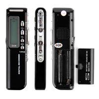 ingrosso lettore mp3 lenovo-Mini registratore audio digitale professionale con 8 GB di memoria incorporata