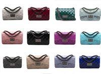 Wholesale shiny tote bag for sale - NEWEST HANDBAG shiny bags handbag women famous brands designer brand bags women PVC environmental chain handbags women purses and handbags
