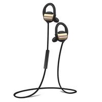 gancho para la oreja universal al por mayor-Deportes Auriculares Bluetooth H3 Gancho para la oreja Inalámbrico V4.1 Auriculares estéreo Manos libres con MIC Anti-Sudor Auriculares internos para iPhone 7 teléfonos inteligentes