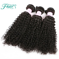 """Wholesale Factory Outlet Products - Factory Outlet Cheap Human Hair Deep Curly 8A Mongolian Hair 3Bundles Hair Weave 10""""-30""""Inch Length 2016 New Style Products"""