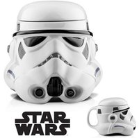Wholesale Pp Coffee Cup - New Star Wars 3D Mug Cup Darth Vader Stormtrooper Iron Man Mug Creative Cups And Mugs Coffee Tea Cup Office Home