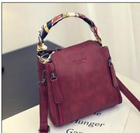 Wholesale Dark Blue Brown Leather Bag - G 2017 Classic Leather black gold silver chain Free shipping hot sell Wholesale retail bags handbags shoulder bags tote bags messenger