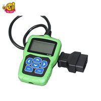 Wholesale Key Programmer Pin Codes - Wholesale-2016 Newest OBDSTAR F-100 F100 Auto Key Programmer No Need Pin Code Support New Models and Odometer