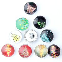 Wholesale S76 Jewelry - Hot 20PCS Lot High Qlity 18MM Metal Snap Button Mixed Styles DIY Snaps Charms Jewelry Fit Snap Bracelet&Bangle S76