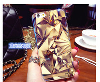 Wholesale Crafts Wholesale For Phone Cases - wholesale New Crafts Modern Blue Ray Light Clear Mobile Phone Case For iPhone 7 7S 7Plus Silicone Clear Transparent Cover Case