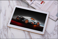 Wholesale Cheap 4g Chinese Tablet - Cheap 10.1 inch MTK6735 Tablet PC Android 6.0 Octa Core 4GB RAM 64GB ROM GPS IPS Bluetooth with free shipping