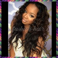 Wholesale Ombre Glueless Silk Top Wigs - 2016 New arrival Body Wave Full Lace wig with baby hair Peruvian 150 density Glueless Silk Top Lace Front wigs for black women