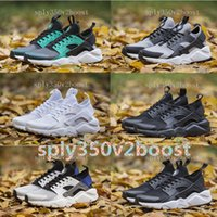 Wholesale Outdoor Tech - No box 2017 New Air Huarache ID Running Shoes Camouflage Huaraches Men And Women Sneakers Run Tech Fleece Huraches Sports Shoes Size 36-45