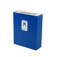 Wholesale 12v Solar Powered Regulator - 25A 12V 24V 48V Remote Control MPPT Charge Regulator for Solar Panel Battery Backup Power System
