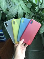 Wholesale Cheap Plastic Red Roses - Factory Cheap Price Ultra Slim PP Soft Cell Phone Case iPhone 8 Cases Multi Color Back Cover for iphone 8 Protective Case Shell