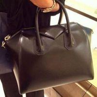 Wholesale Women Style Portable - 2017 New Antigona Duffle Totes Boston Bag Handbag Purse Women Smooth Bag Portable Shoulder Bags Large Bag